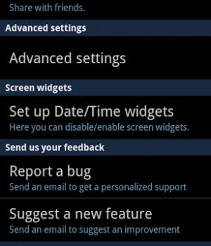 Active Lockscreen Ekran Görüntüleri - 1