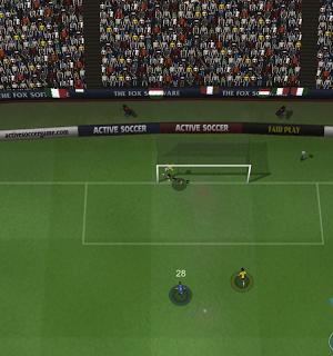 Active Soccer Ekran Görüntüleri - 2
