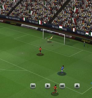 Active Soccer Ekran Görüntüleri - 1