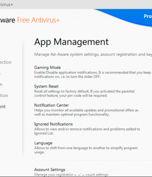 Ad-Aware Free Antivirus+ Ekran Görüntüleri - 7
