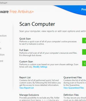 Ad-Aware Free Antivirus+ Ekran Görüntüleri - 2