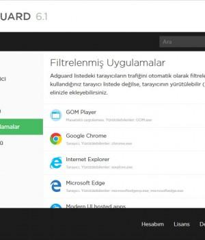 Adguard Web Filter Ekran Görüntüleri - 4