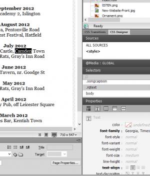 Adobe Dreamweaver CC Ekran Görüntüleri - 3