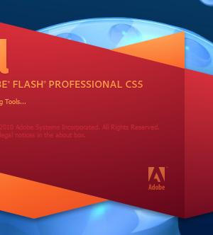 Adobe Flash Professional Ekran Görüntüleri - 1