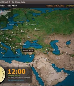 Advanced World Clock Ekran Görüntüleri - 1