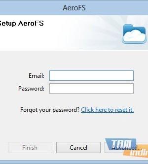 AeroFS Ekran Görüntüleri - 2