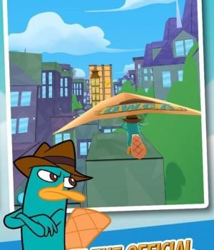 Agent P DoofenDash Ekran Görüntüleri - 3