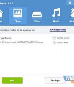 AirPhotoServer Ekran Görüntüleri - 5