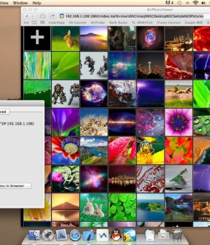 AirPhotoServer Ekran Görüntüleri - 1