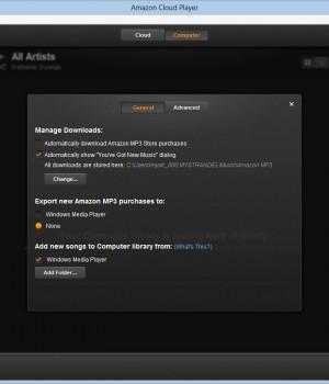 Amazon Cloud Player Ekran Görüntüleri - 3