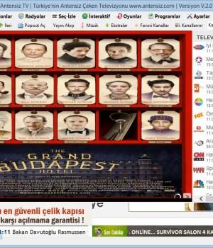 Antensiz TV Ekran Görüntüleri - 6