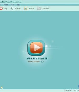 Anvsoft Web FLV Player Ekran Görüntüleri - 2