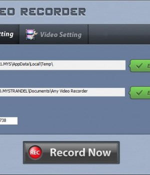 Any Video Recorder Ekran Görüntüleri - 3