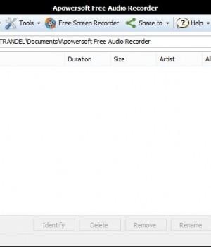 Apowersoft Free Audio Recorder Ekran Görüntüleri - 4