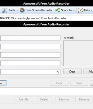 Apowersoft Free Audio Recorder Ekran Görüntüleri - 3