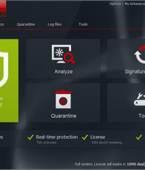 Ashampoo AntiVirus Ekran Görüntüleri - 6