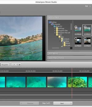 Ashampoo Movie Studio Ekran Görüntüleri - 4