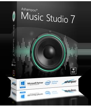 Ashampoo Music Studio Ekran Görüntüleri - 1