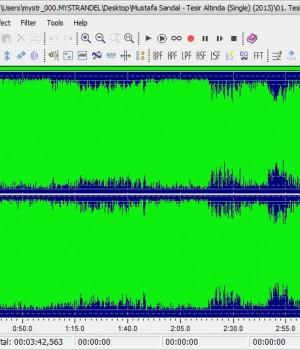 Audio Editor Free Ekran Görüntüleri - 3