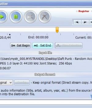 Audio File Cutter Ekran Görüntüleri - 2