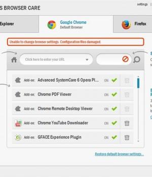 Auslogics Browser Care Ekran Görüntüleri - 4