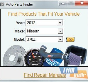 Auto Parts Finder Ekran Görüntüleri - 1