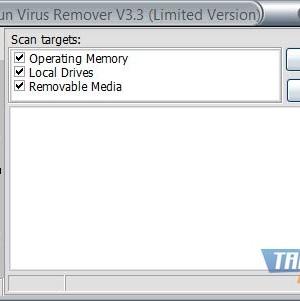 Autorun Virus Remover Ekran Görüntüleri - 5