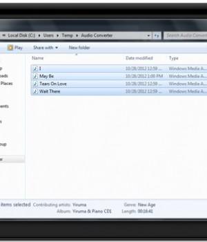 AV Audio Converter Ekran Görüntüleri - 7
