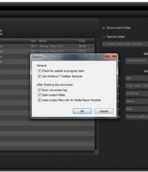 AV Audio Converter Ekran Görüntüleri - 2
