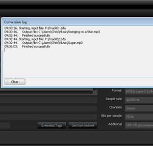 AV CD Grabber Ekran Görüntüleri - 4