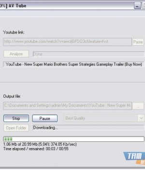 AV Tube Ekran Görüntüleri - 2