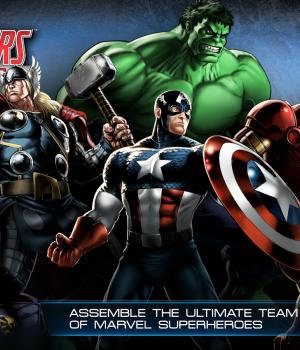 Avengers Alliance Ekran Görüntüleri - 5