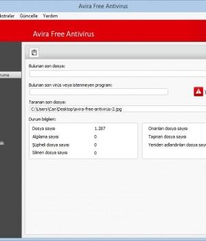 Avira Free Antivirus Ekran Görüntüleri - 6