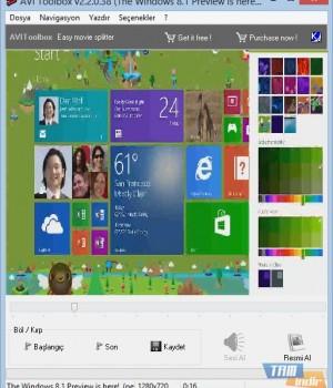 AVIToolbox Ekran Görüntüleri - 2