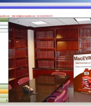 Avukat Dava Takip MacroSoft Ekran Görüntüleri - 1