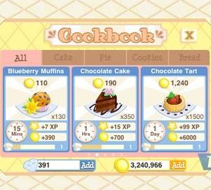 Bakery Story Ekran Görüntüleri - 3