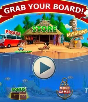 Banzai Surfer Ekran Görüntüleri - 5