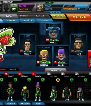 BasketDudes Ekran Görüntüleri - 6