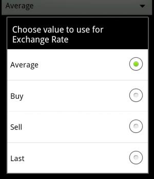 Bitcoin Calculator Ekran Görüntüleri - 1