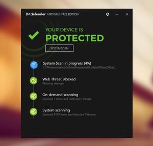Bitdefender Antivirus Free Ekran Görüntüleri - 6