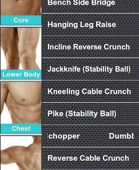 Body Exercise Ekran Görüntüleri - 2