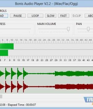 Bonis Audio Player Ekran Görüntüleri - 2