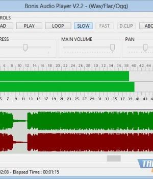 Bonis Audio Player Ekran Görüntüleri - 1