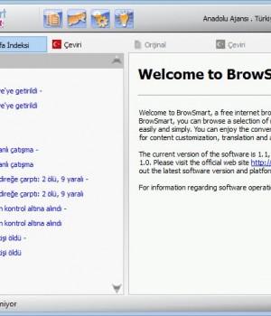 BrowSmart Ekran Görüntüleri - 2