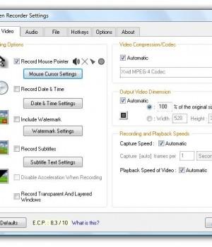 BSR Screen Recorder Ekran Görüntüleri - 3