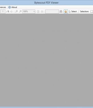 Bytescout PDF Viewer Ekran Görüntüleri - 5