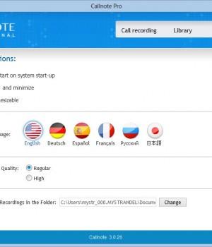 Callnote Ekran Görüntüleri - 1