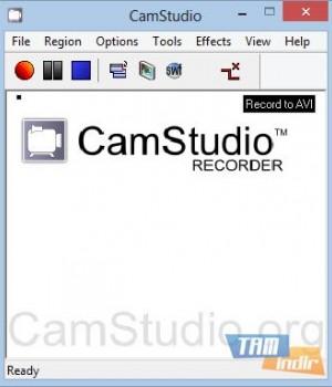 CamStudio Ekran Görüntüleri - 4