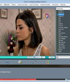 Canlı TV Ekran Görüntüleri - 3