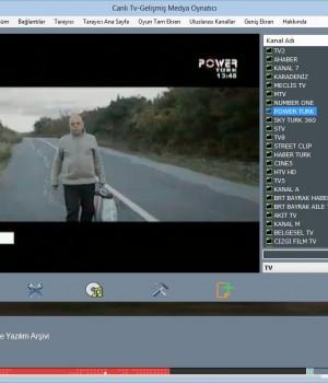 Canlı TV Ekran Görüntüleri - 1
